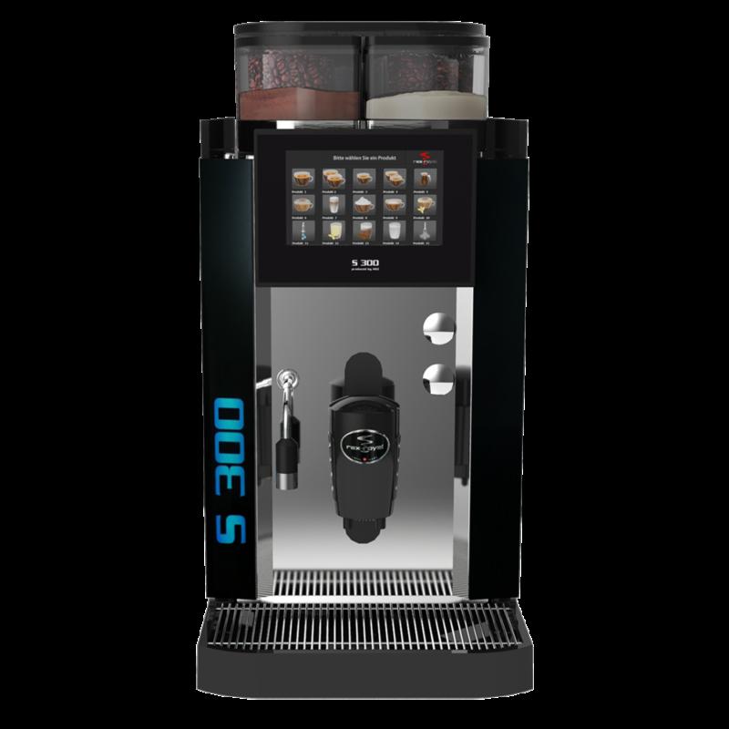 rex royal s300 kaffemaskin til butikk og kontor