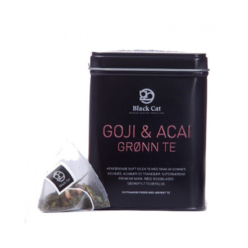 Black Cat Goji & Acai