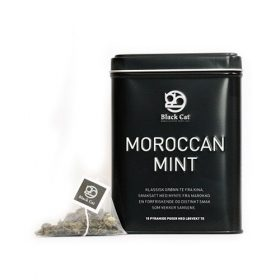 Black Cat Moroccan Mint