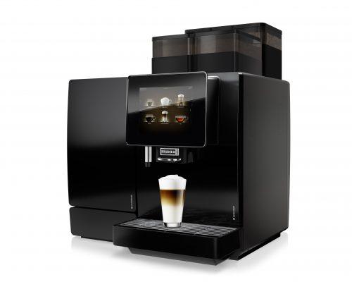 Franke A400 er kaffemaskin til bedrift, kontor, og storkjøkken