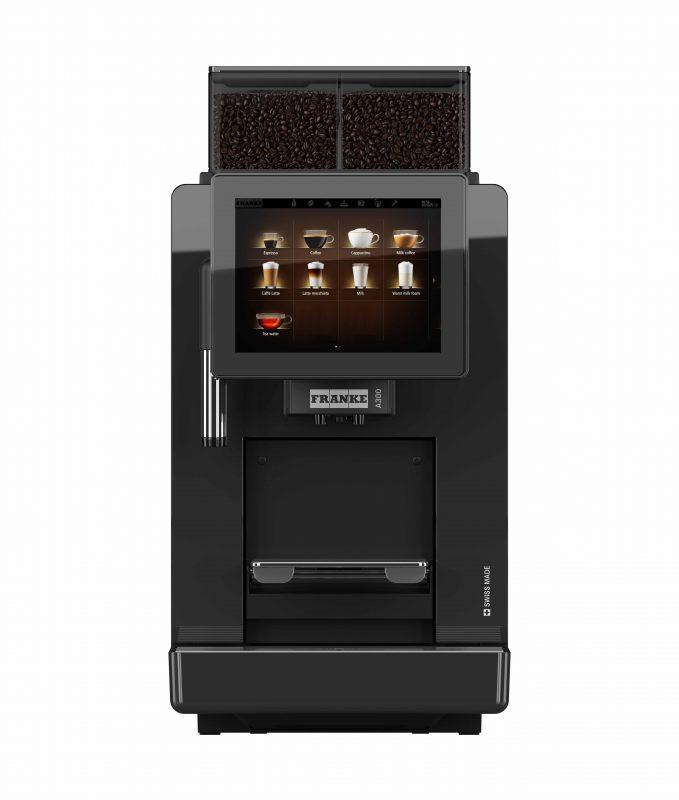 Liten Franke A300 kaffemaskin til kontor og bedrift