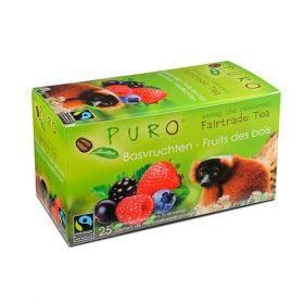 Puro Fairtrade Forrest Fruit