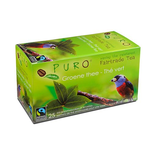 Puro Fairtrade Green