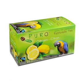 Puro Fairtrade Lemon