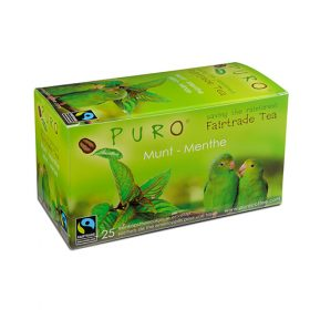 Puro Fairtrade Mint