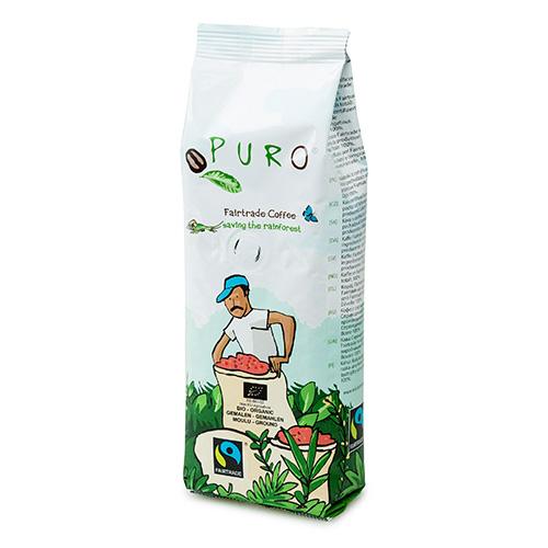 Puro Fairtrade Organic Filtermalt