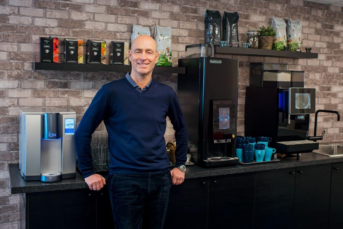 kaffebryggeriet avdeling trøndelag