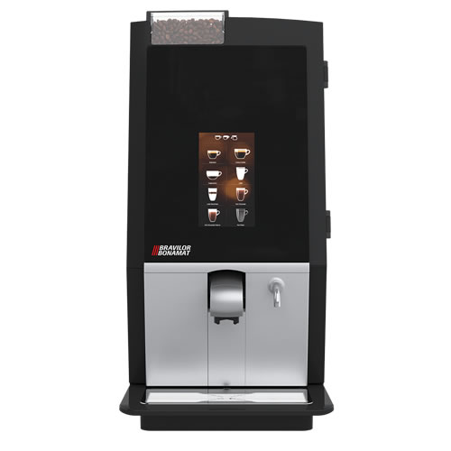 kaffemaskin kaffe på jobben