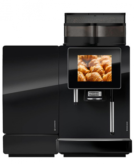 franke a400 kaffemaskin til kontor