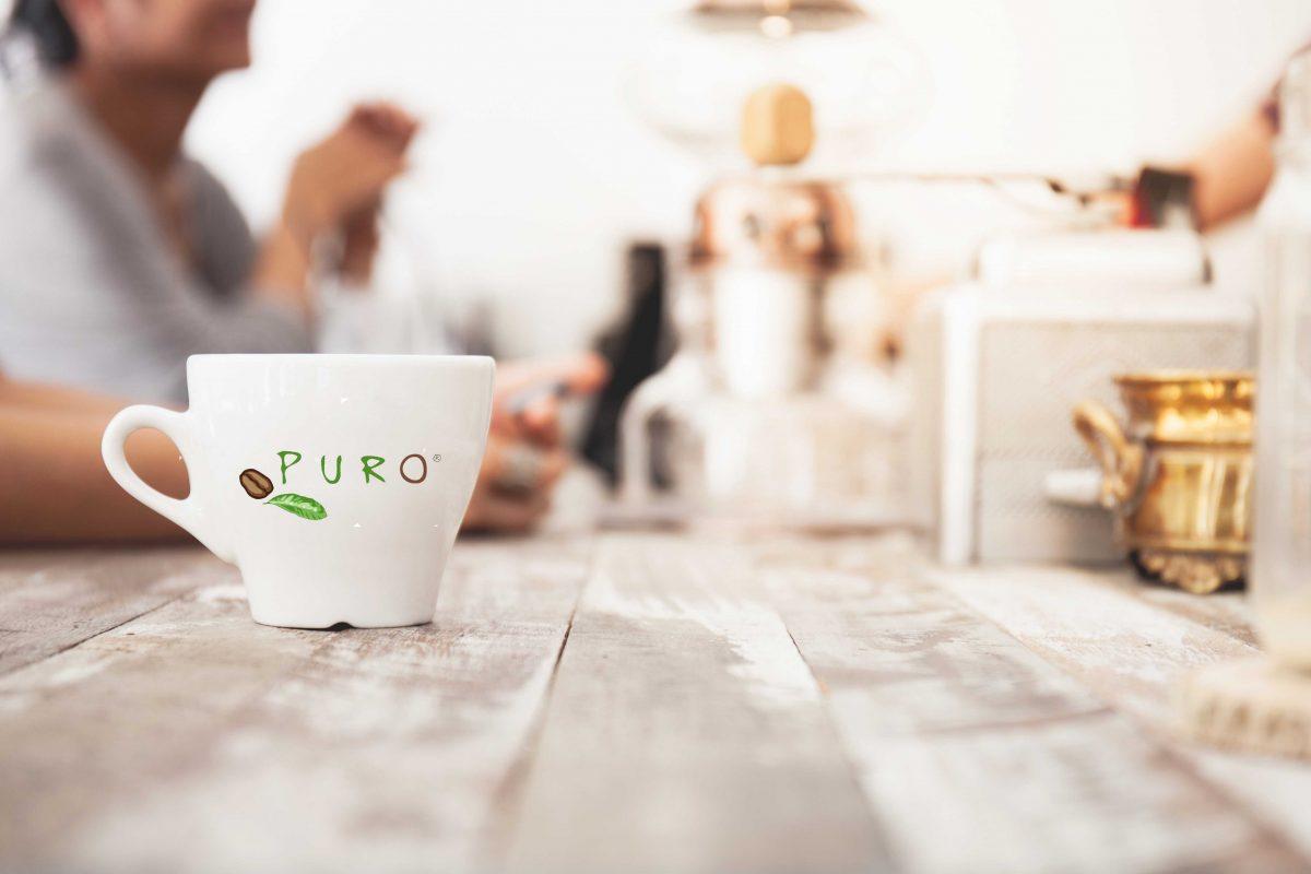 Puro kaffe på møte