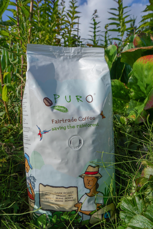 puro fairtrade kaffe til kontoret